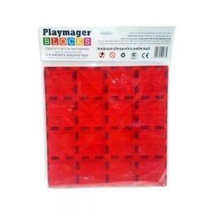 פליימאגר משטח הרכבה גדול – משחק מגנטים – מקורי!