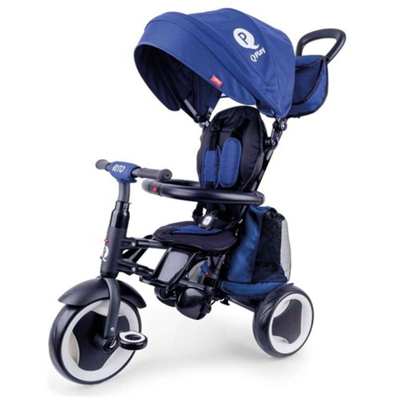 תלת אופן מתקפל לתינוקות ריטו פלוס QPLAY RITO Plus
