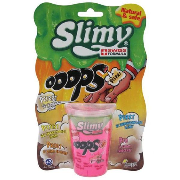 Slimy – Ooops סליים פוקים