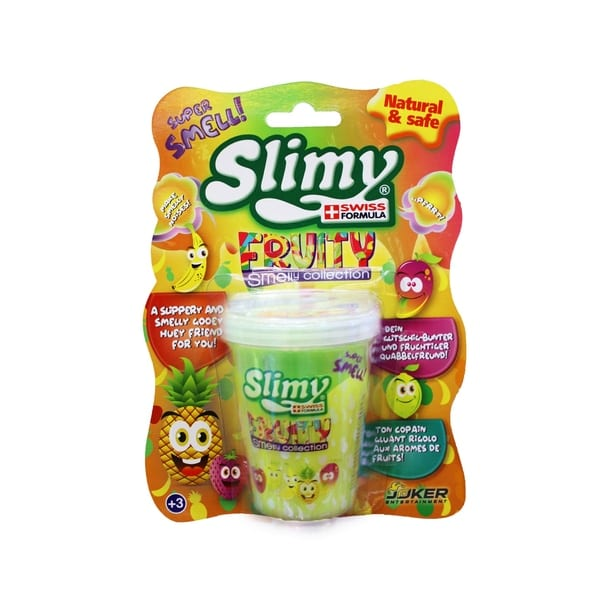 Slimy – Fruity סליים ריחני!