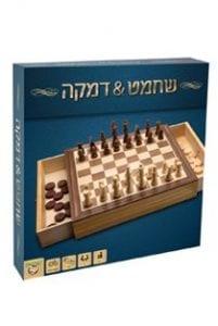 שחמט & דמקה