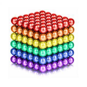 פליימאגר כדורים מגנטים צבעוניים – מקורי!