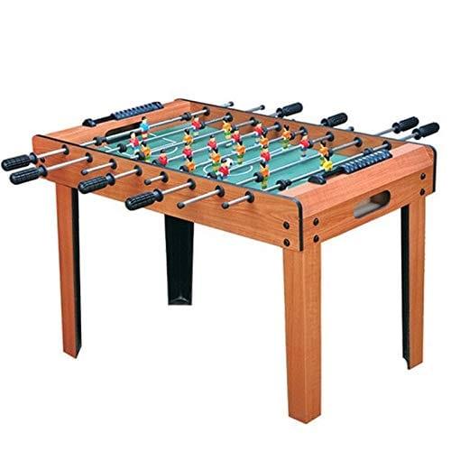 שולחן כדורגל גדול עם רגליים