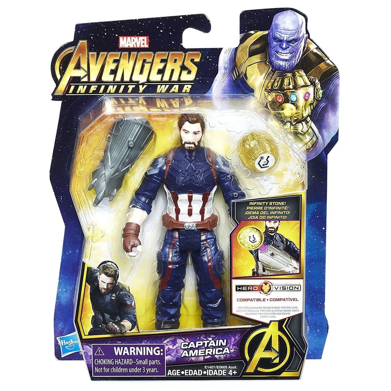 הנוקמים – קפטן אמריקה