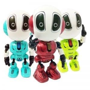 TRENDY BOY רובוט מתכת חכם