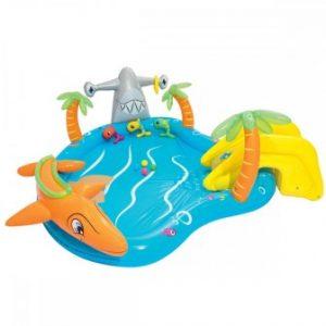 בריכת פעילות דולפין מתנפחת בסטווי 53067