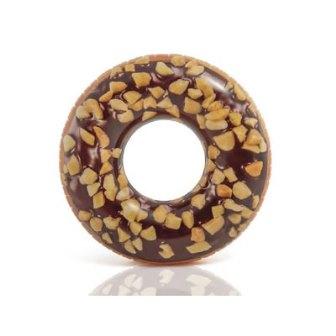 גלגל ים אבוב סופגנית שוקולד עם פצפוצים 56262