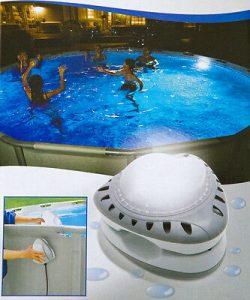 מנורת לד לדופן הבריכה אינטקס דגם 28698