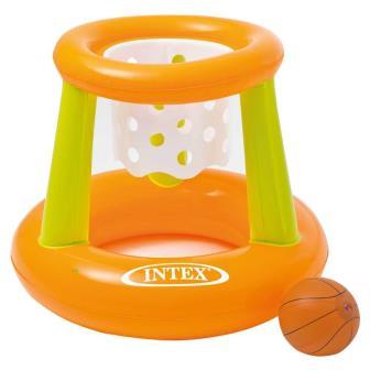 חישוק כדורסל צף מתנפח לבריכה 58504