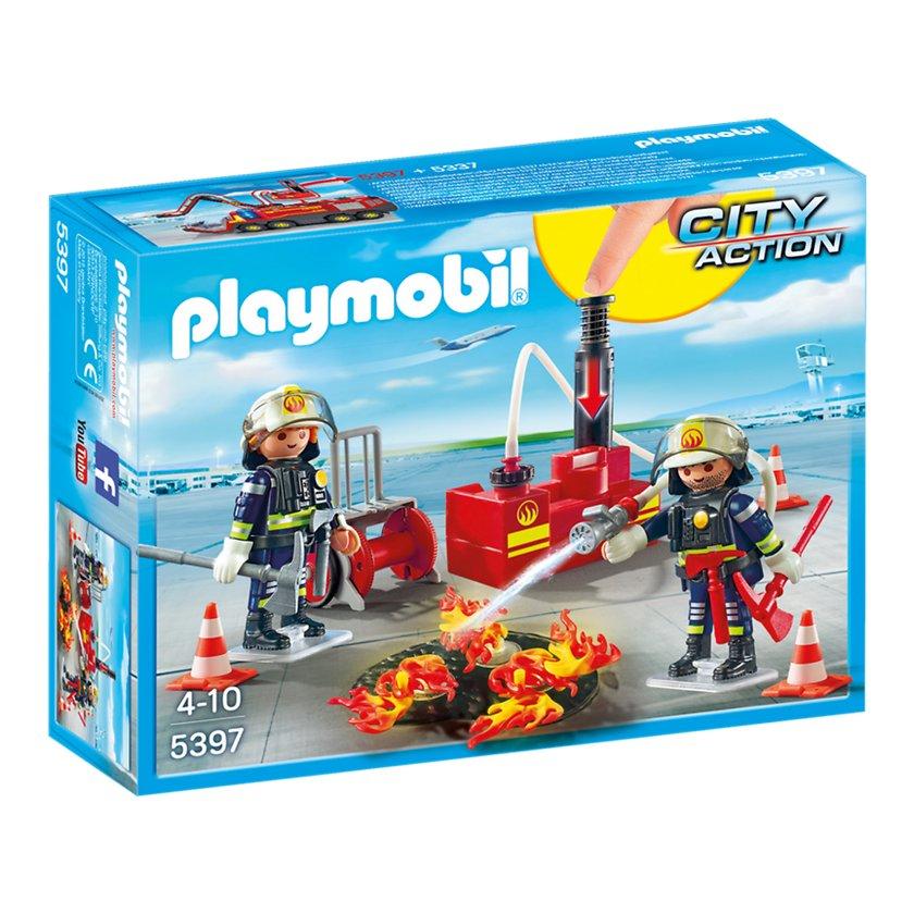 5397 לוחמי אש בפעולה – פליימוביל