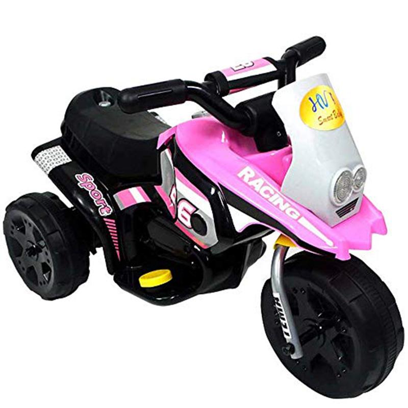 אופנוע ממונע לילדים – 6 וולט