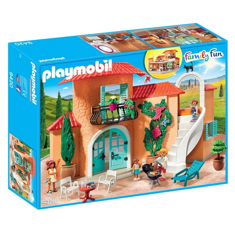 9420 בית נופש – פליימוביל
