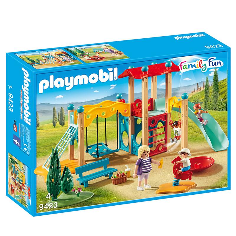 9423 גינת משחקים – פליימוביל