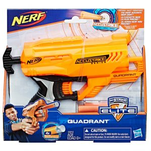 אקדח נרף קוודרנט – NERF N-STRIKE QUADRANT