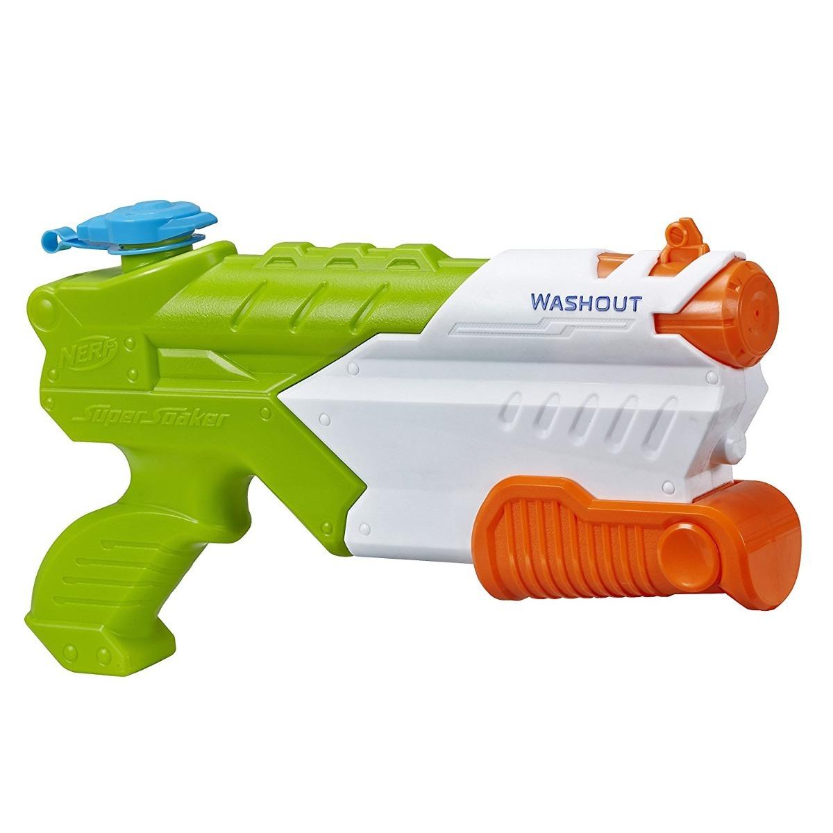 רובה מים נרף –  ווש אאוט למרחק 11 מטרים