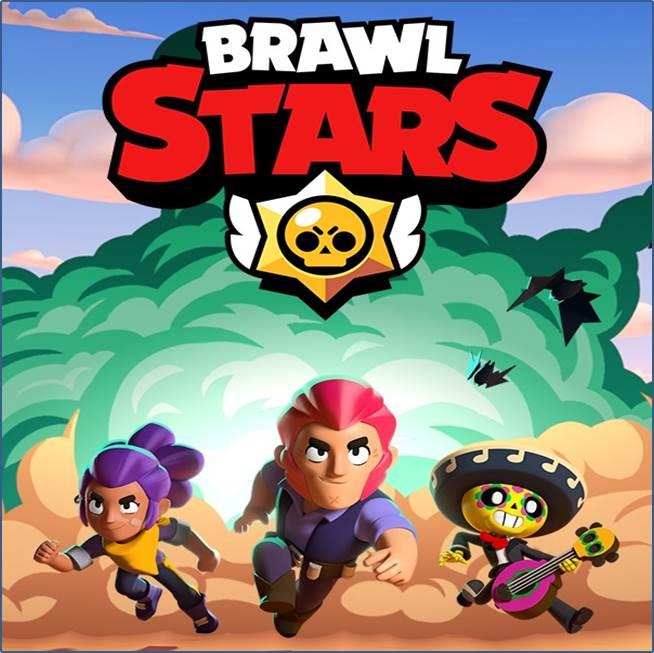 בראול סטארס - BRAWL STARS