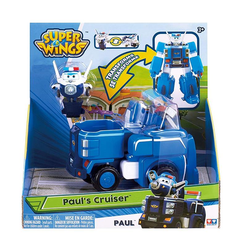האוטו של פול – מטוסי על