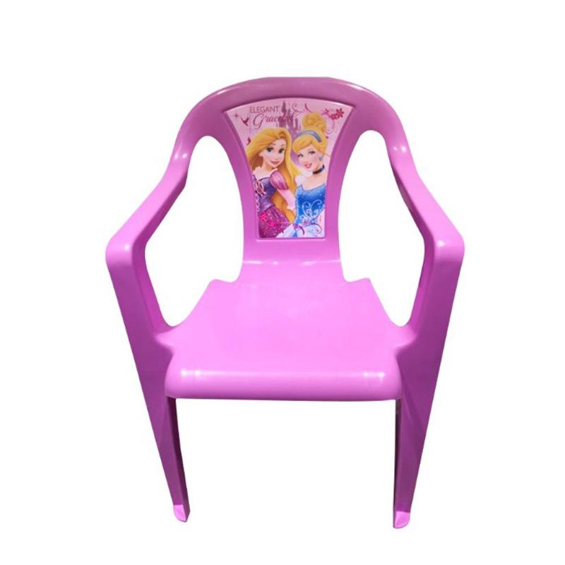 כיסא פלסטיק – נסיכות
