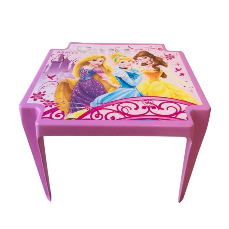 שולחן פלסטיק – נסיכות
