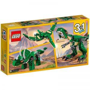 לגו – קריאטור דינוזאור ירוק – 31058