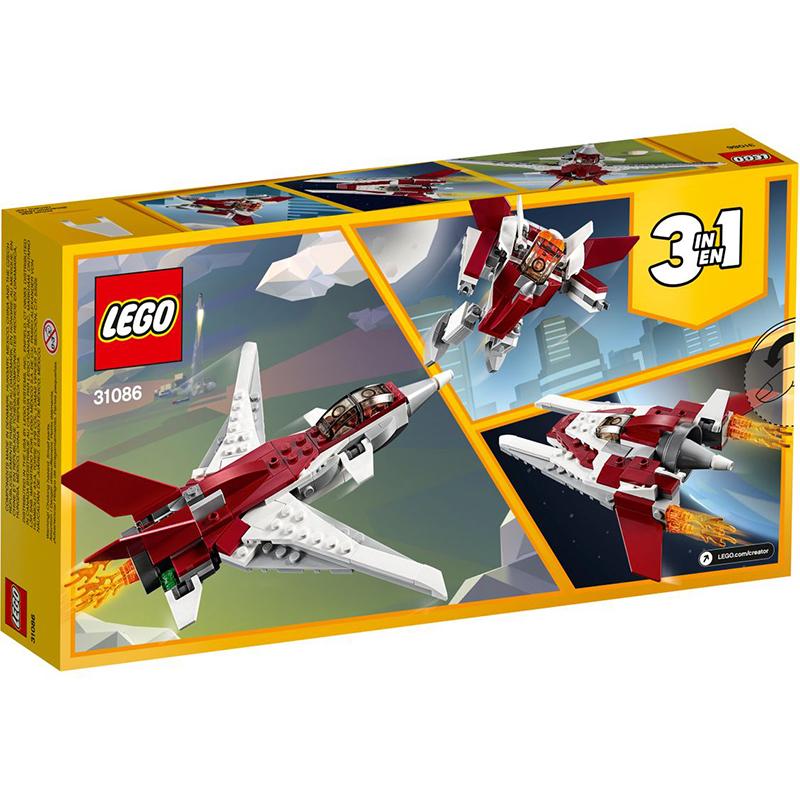לגו – קריאטור מטוס עתידני 3 ב-1 – 31086