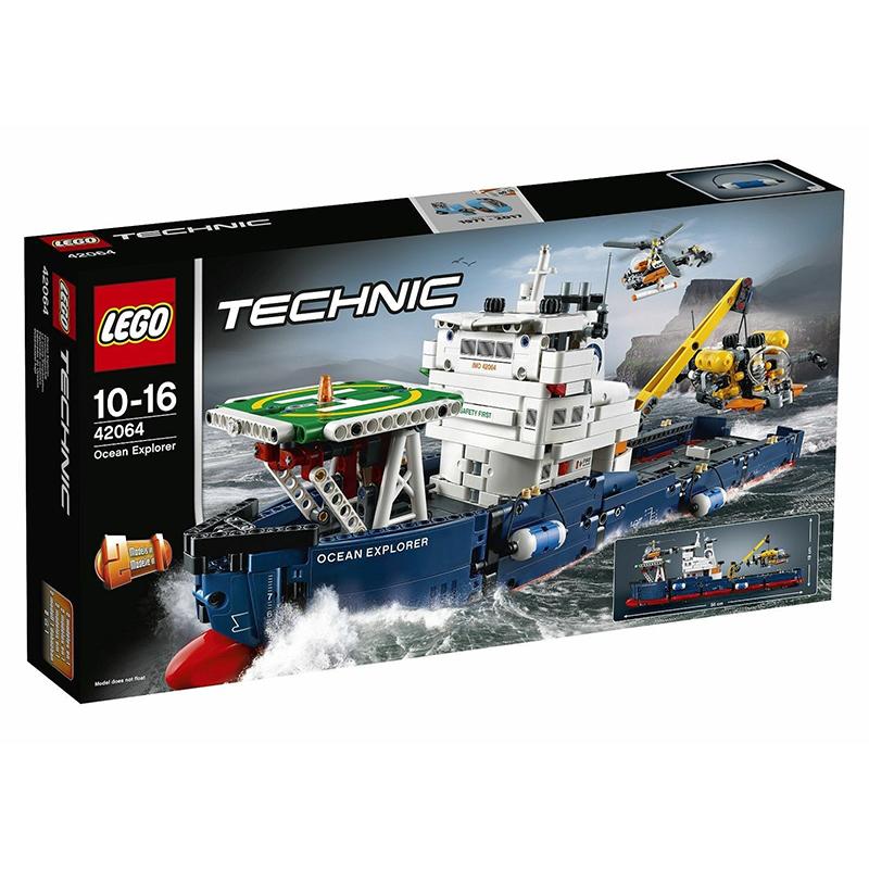 לגו – חוקר אוקיינוס – 42064