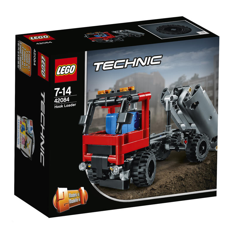 לגו טכניק – משאית גרירה – 42084