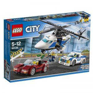 לגו סיטי – מרדף משטרתי – 60138
