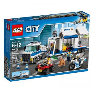 לגו סיטי – יחידה משטרתית – 60139