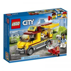 לגו סיטי – מכונית פיצה – 60150