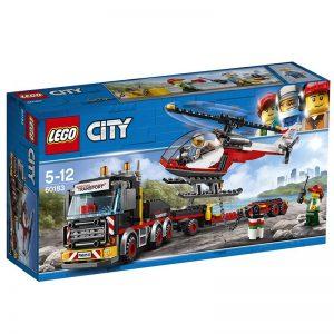 לגו סיטי – משאית משא כבד – 60183