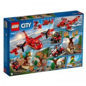 לגו סיטי – מטוס כיבוי אש – 60217