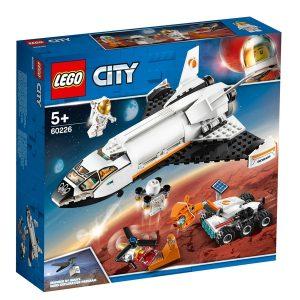 לגו סיטי – משימת מחקר מאדים – 60226