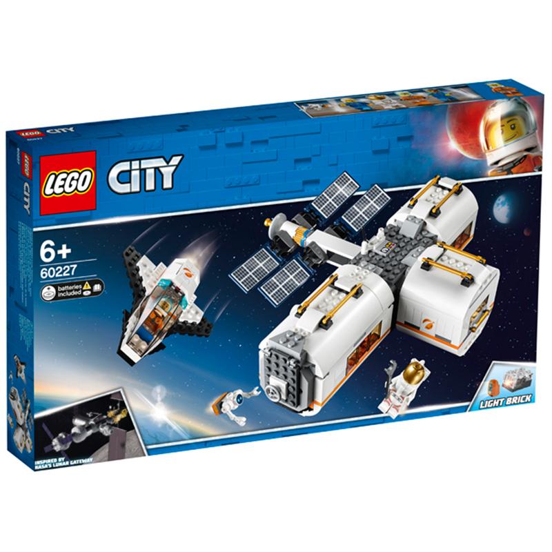 לגו סיטי – תחנת מחקר חלל – 60227