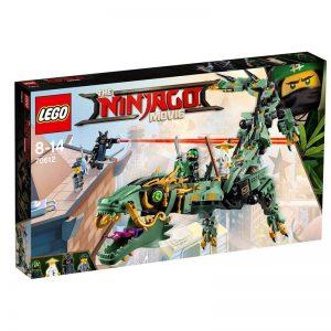 לגו – נינג'גו רובוט דרקון ירוק – 70612
