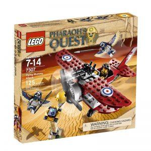 לגו – מטוס ומומיות – 7307