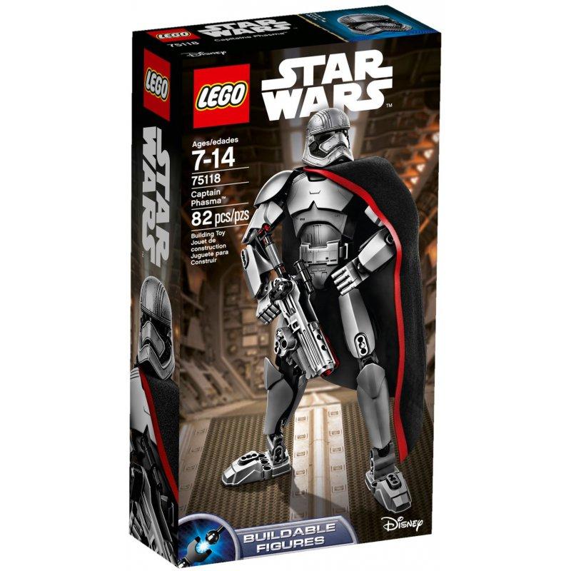 לגו – מלחמת הכוכבים קפטן פזמה – 75118