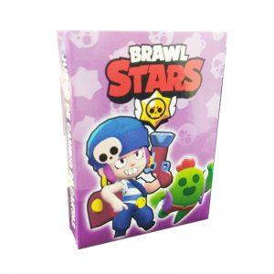 חפיסת 24 קלפים – BRAWL STARS