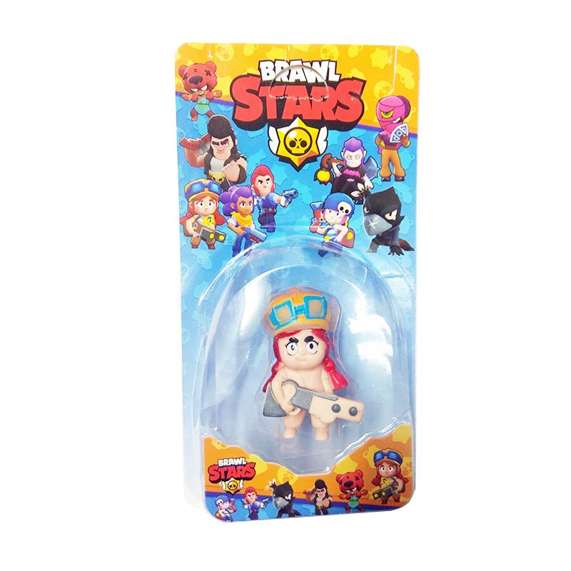 BRAWL STARS – דמות ג'סי