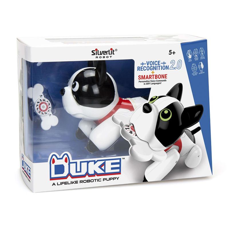 כלב רובוט – דוק – סילברליט