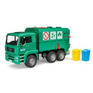BRUDER  משאית זבל – 2753
