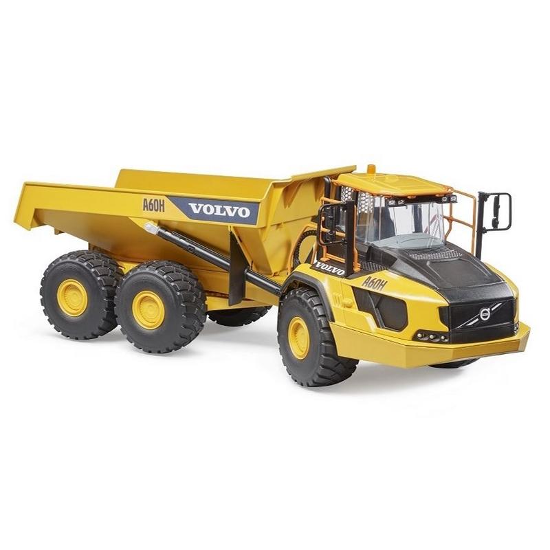 BRUDER  משאית עפר – 2455
