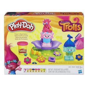 פליידו Play-Doh – מספרת טרולים