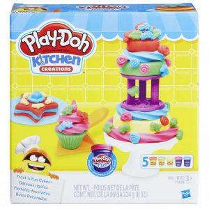 פליידו Play-Doh – ציפוי עוגות