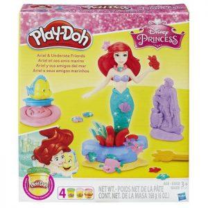 פליידו Play-Doh – הנסיכה אריאל וחברים