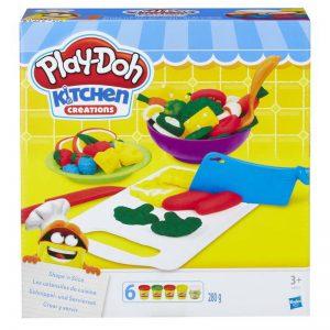 פליידו Play-Doh – צורות וירקות