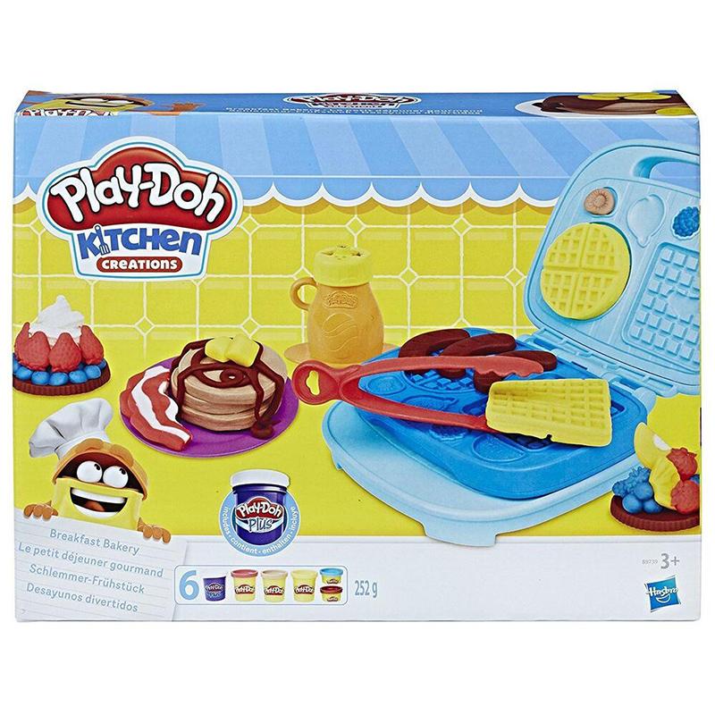 פליידו Play-Doh – מאפיית ארוחות בוקר