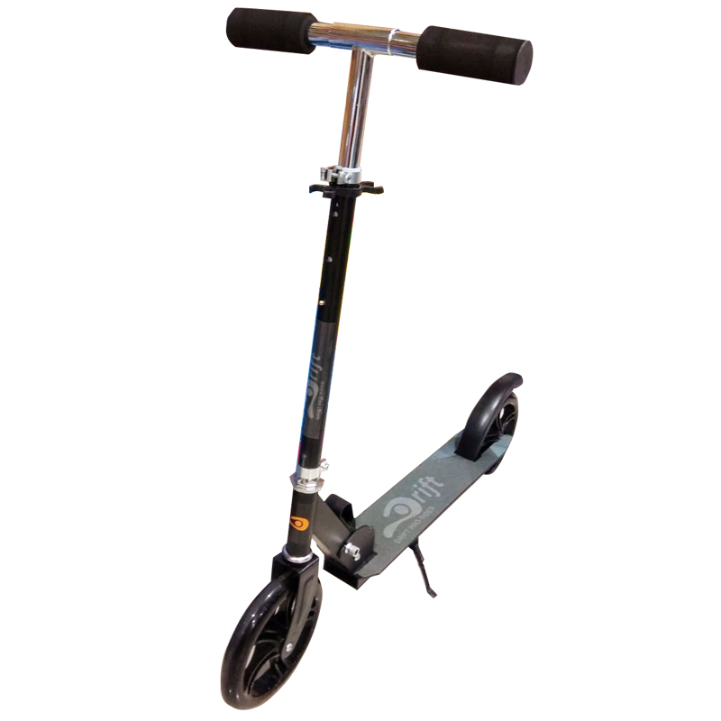 """קורקינט ילדים גלגלים גדולים מתקפל  200 מ""""מ"""