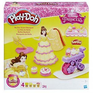 פליידו Play-Doh – המשתה של בלה