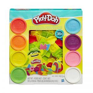 פליידו Play-Doh – אותיות, מספרים וכיף!